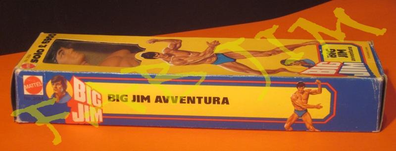 "Big jim ""Avventura"" No. 2684  Pahacf10"