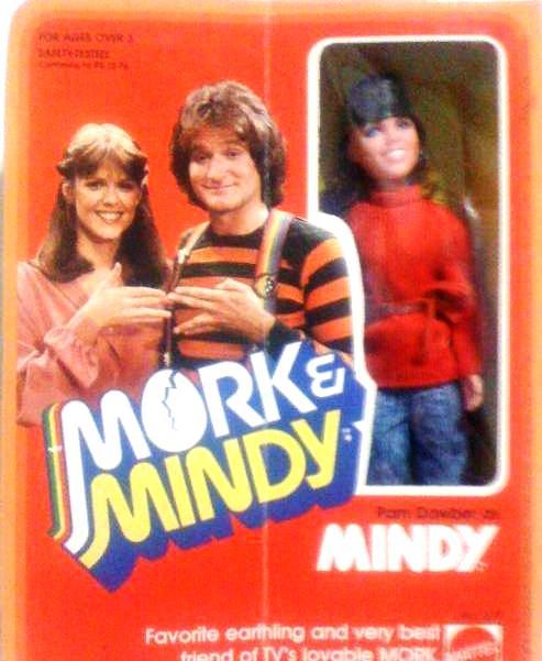 "Mindy (da ""Mork & Mindy) Mattel  Public12"