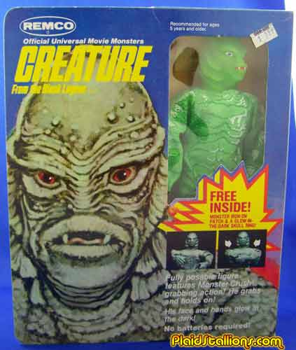 REMCO UNIVERSAL STUDIOS OFFICIAL MONSTERS Rcfb10