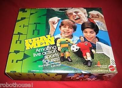 REAL MEN! by Mattel Realma10