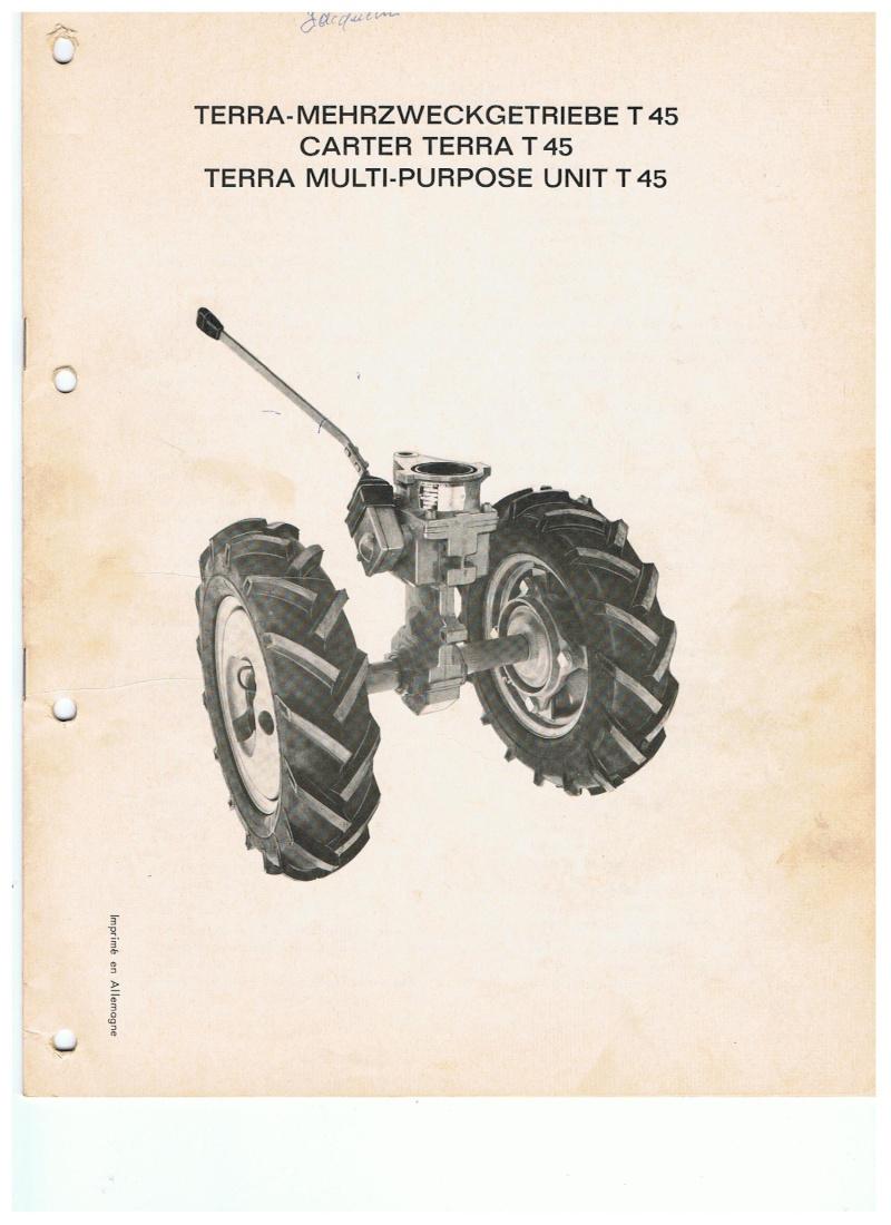 A disposition docs T5 et T45 . 00113