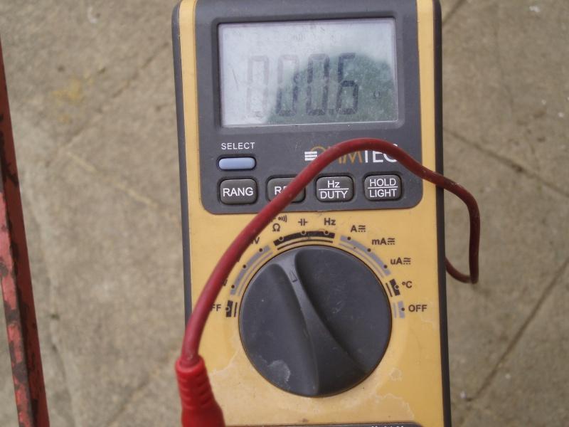 contrôle et réglage de l'allumage T150 Alluma15