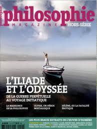 En kiosque : Hors-série de Philosophie Magazine sur L'Iliade et L'Odyssée Images18