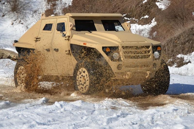 Armored Combat vehicules APC/IFV (blindés..) Fed-al10