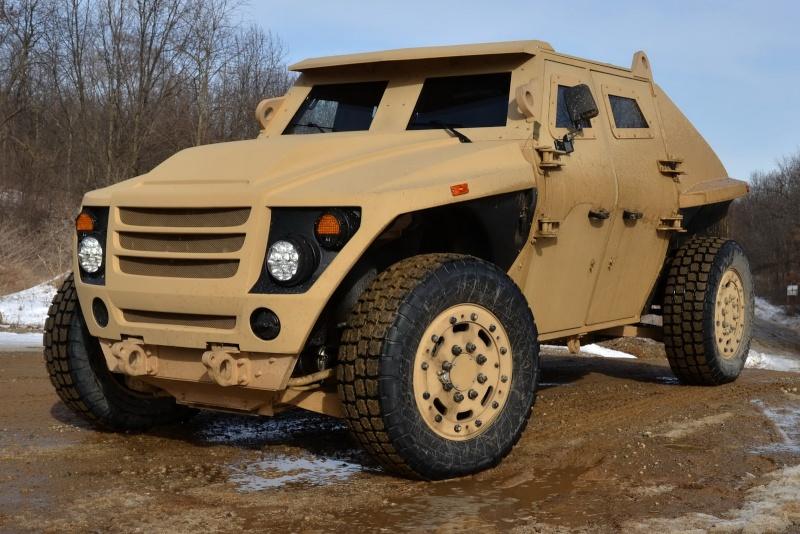 Armored Combat vehicules APC/IFV (blindés..) Fed-al17