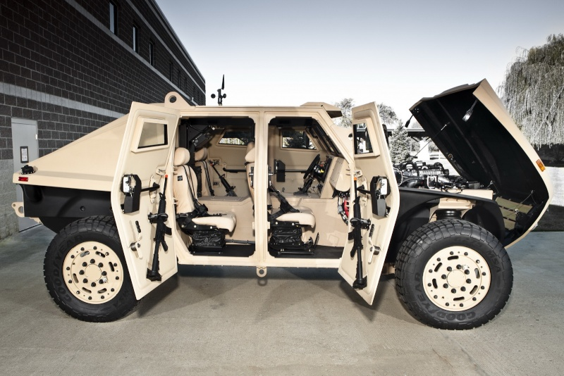 Armored Combat vehicules APC/IFV (blindés..) Fed-al18