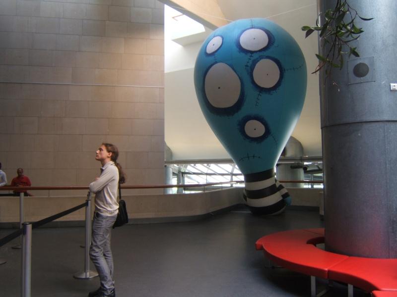 Exposition Tim Burton Dscf7413