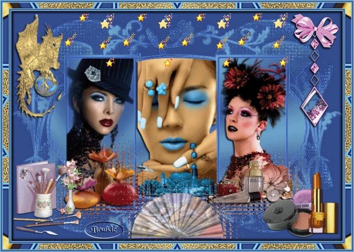 """Galerie Concours """"Femmes et artifices"""" Boulki10"""