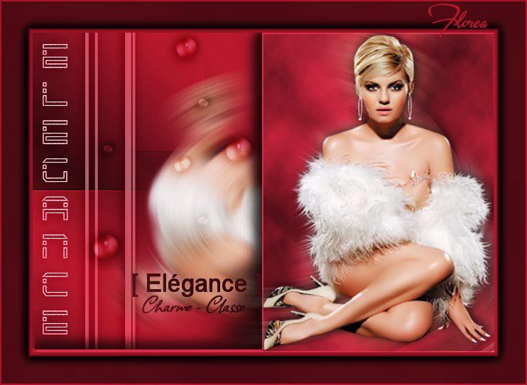 """Galerie Concours Muses & Tuto : """"Elegance"""" Florea10"""