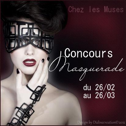 "Concours ""Masquerade"" Logo14"