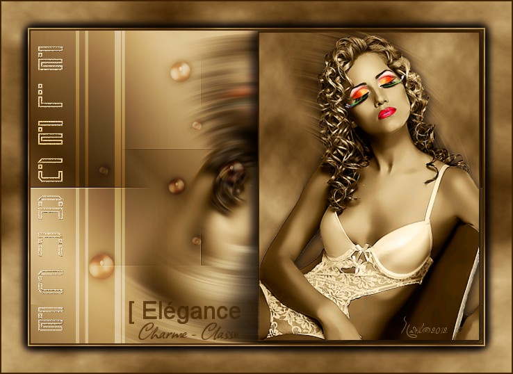 """Galerie Concours Muses & Tuto : """"Elegance"""" Missna11"""