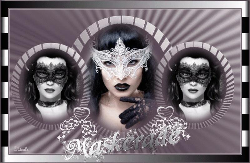 Galerie Concours masquerade Nicole12
