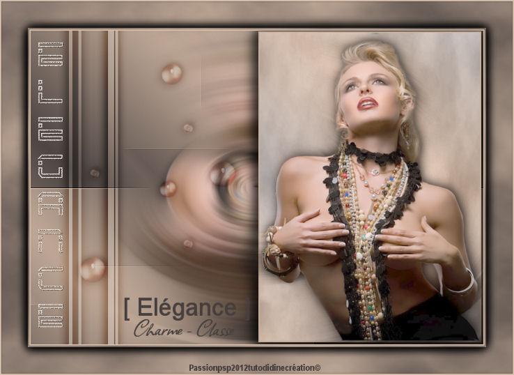 """Galerie Concours Muses & Tuto : """"Elegance"""" Passio16"""