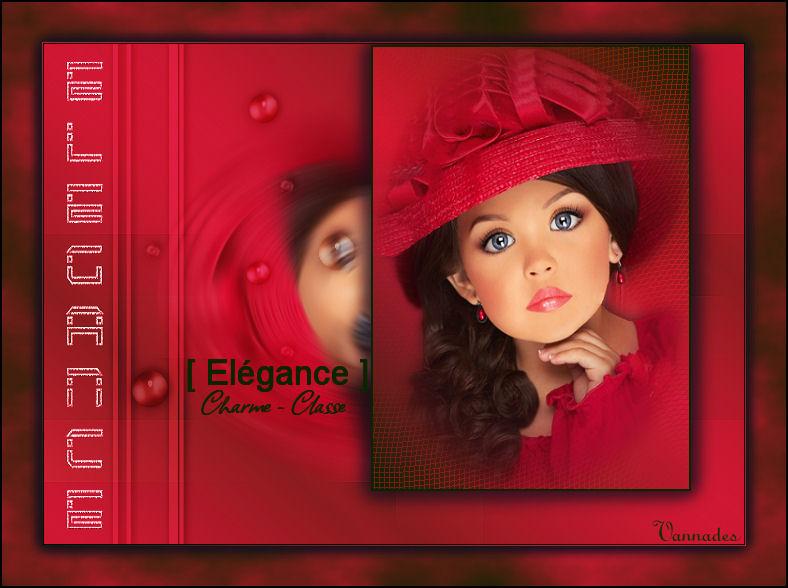 "Galerie Concours Muses & Tuto : ""Elegance"" Vannad10"