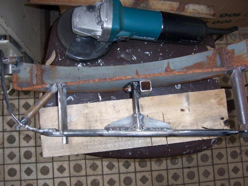 Réparation Garde Boue Arrière F16 100_3240