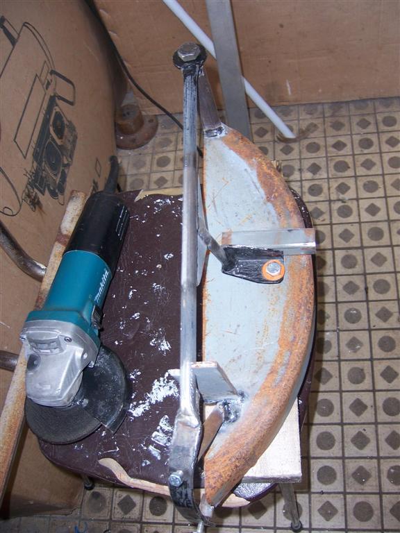 Réparation Garde Boue Arrière F16 100_3241