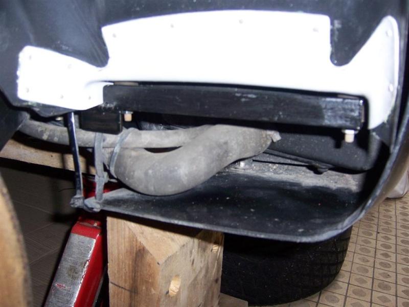 Réparation Garde Boue Arrière F16 100_3259