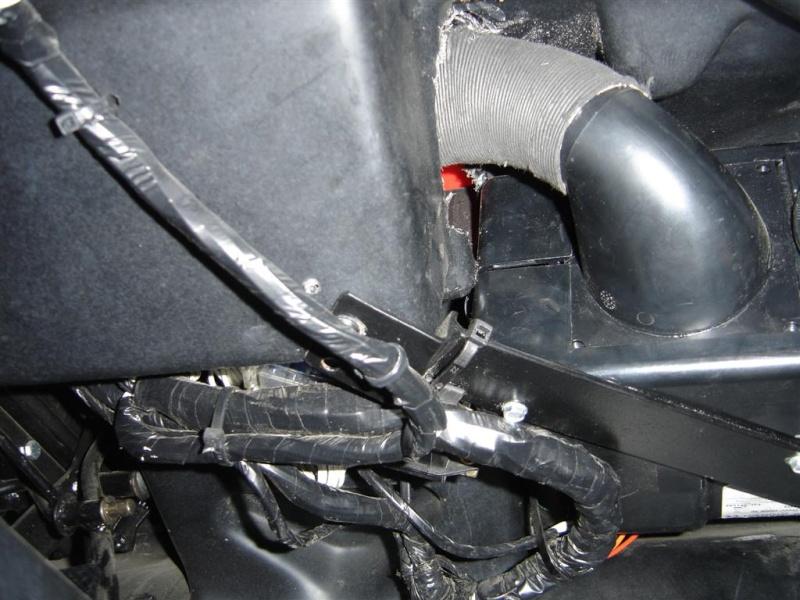 montage du nouveau  bloc chauffage SIROCO pour F16 - Page 2 F16_ch10