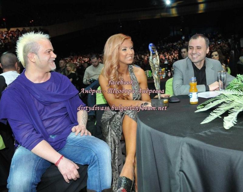 Годишни музикални награди на телевизия Планета за 2011 41933610