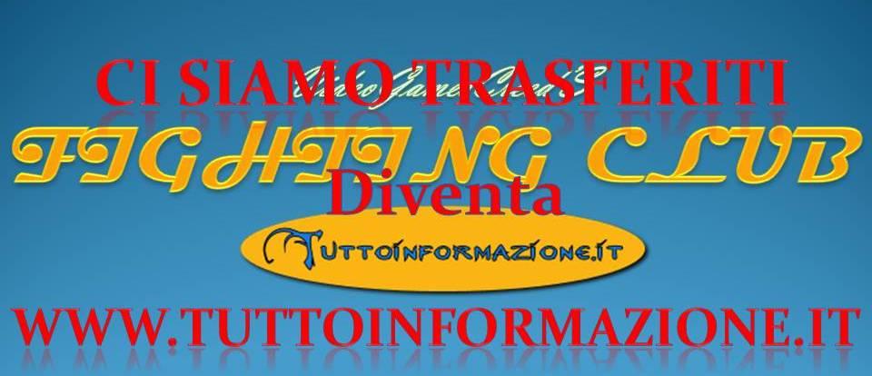 Ci siamo trasferiti in www.tuttoinformazione.it