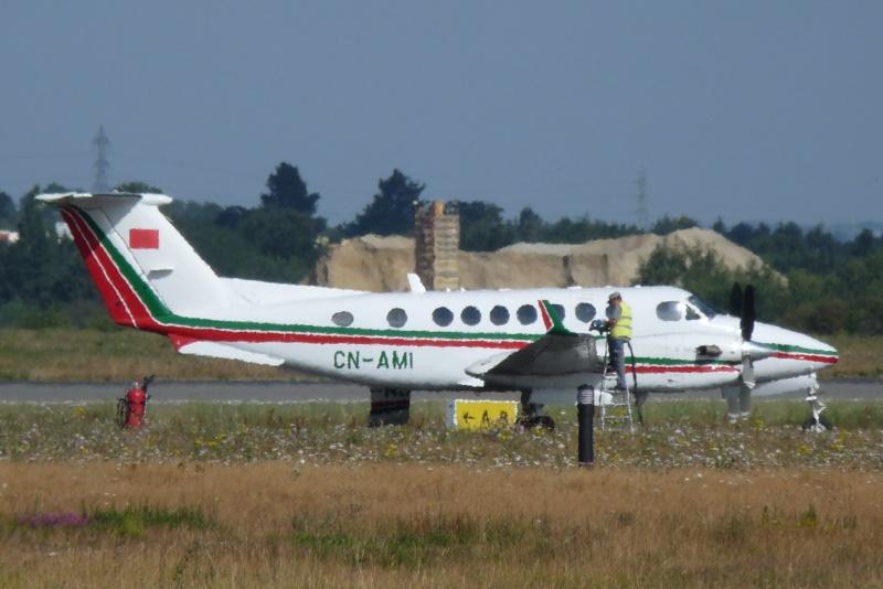 FRA: Photos d'avions de transport - Page 11 Beech_10