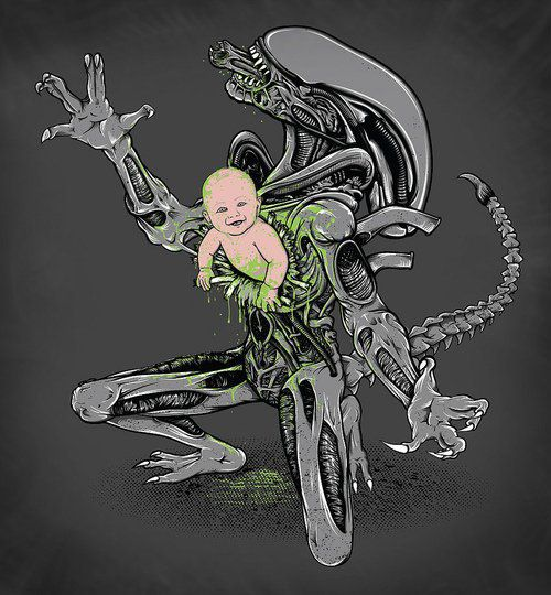 Galeria humoristica de Alien y Depredador Asd10