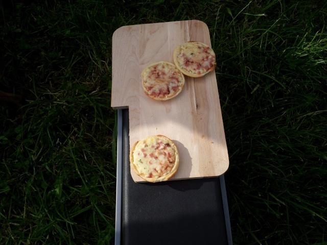 la derniere amelioration du four a pizza 20120712