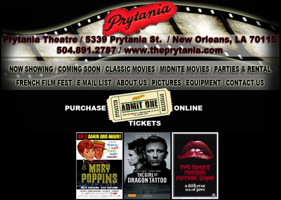 Prytania Theatre Pry010