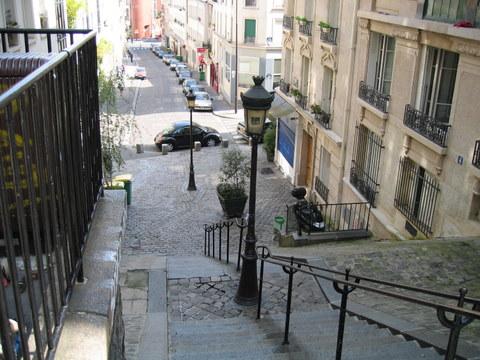 PARIS MERITE BIEN UN SUJET à Lui Tout Seul car Tellement Immense ^^... Rue_de10