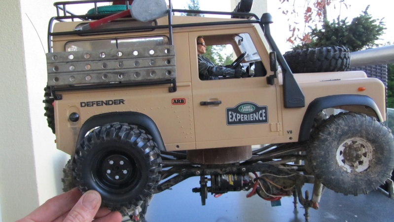 [ SCX10 Axial ] honcho land rover lr3 g4 - Page 9 Img_1331