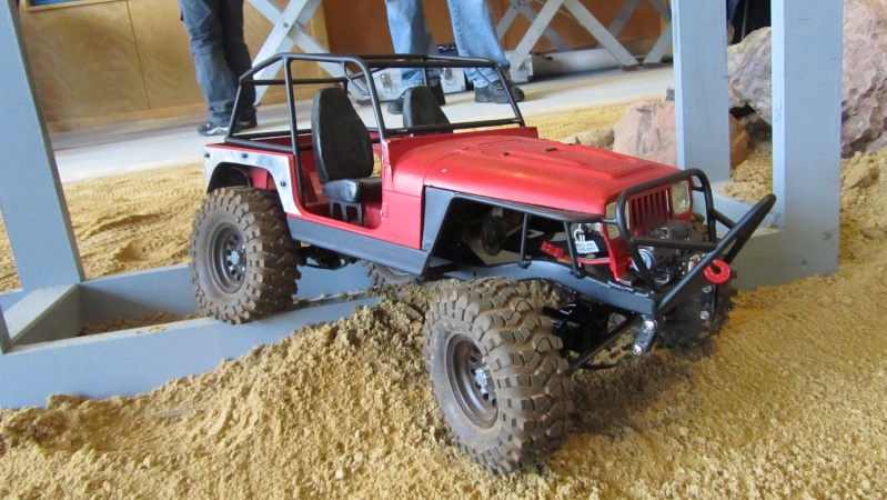 [ SCX10 Axial ] Rhino Project****news P.19**** - Page 15 Img_1340