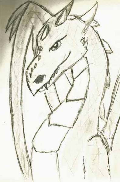 [Dessins] Animaux Dragon10