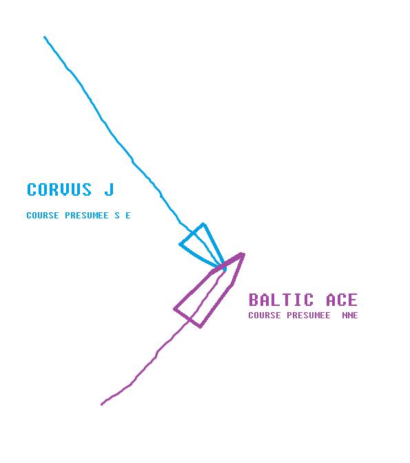 Dramatique collision entre un roulier et un porte-conteneurs - Page 2 Collis11