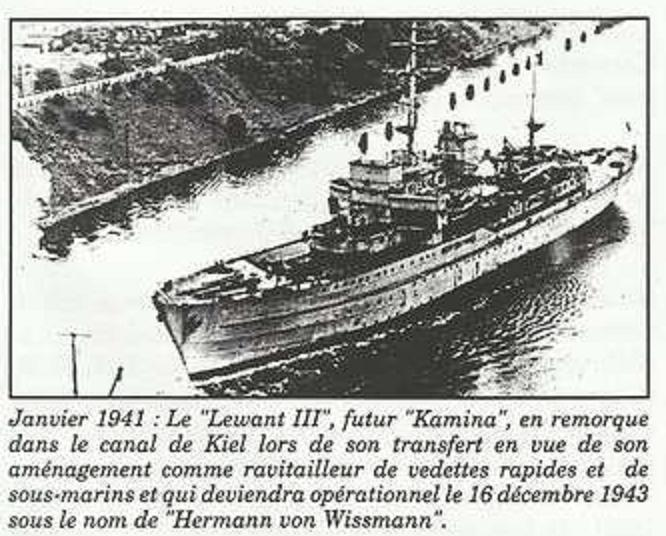 Schnellboot  ( Vedettes lance-torpilles) - Page 6 Kamina19
