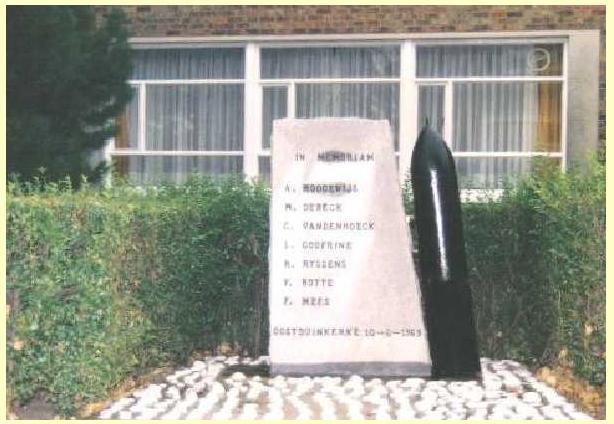 7 démineurs de la ZM-FN perdirent la vie le 10.06.1969 Memori10