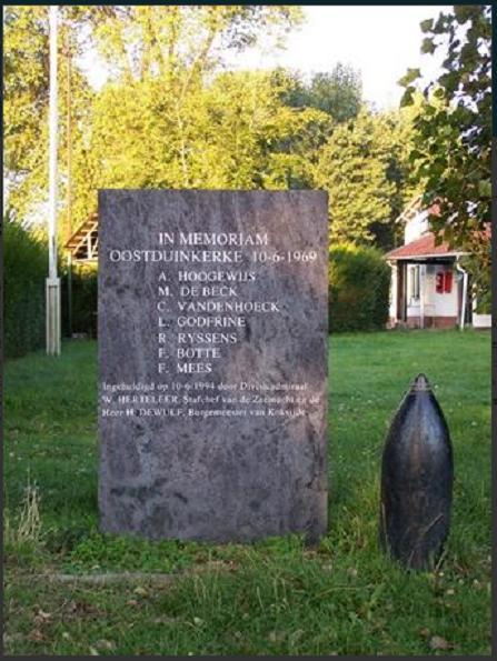 7 démineurs de la ZM-FN perdirent la vie le 10.06.1969 Monume10