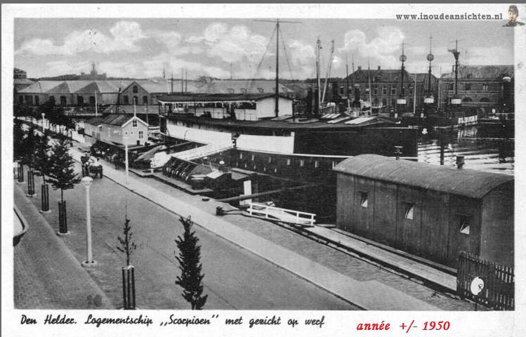 Les détachement belge à DEN HELDER - Page 3 Schorp10