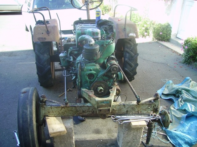 tracteur kramer 110