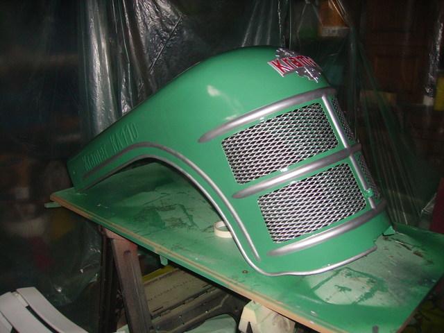 tracteur kramer 1110