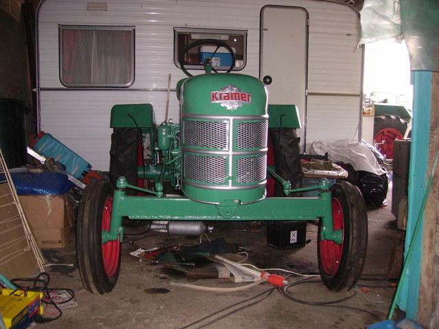 tracteur kramer 1210