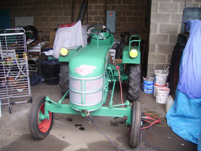 tracteur kramer 1310