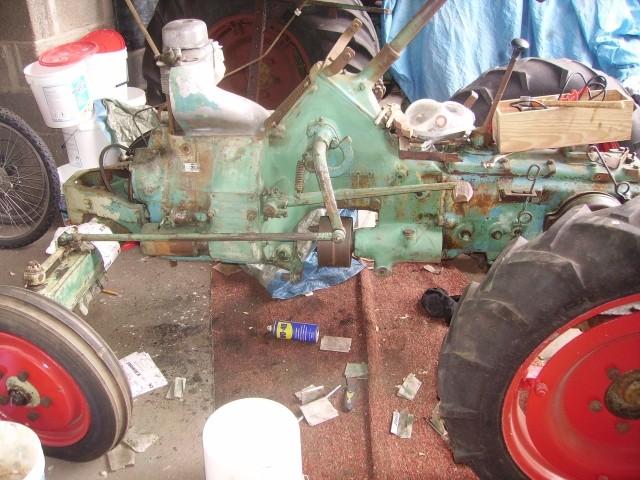 tracteur kramer 510