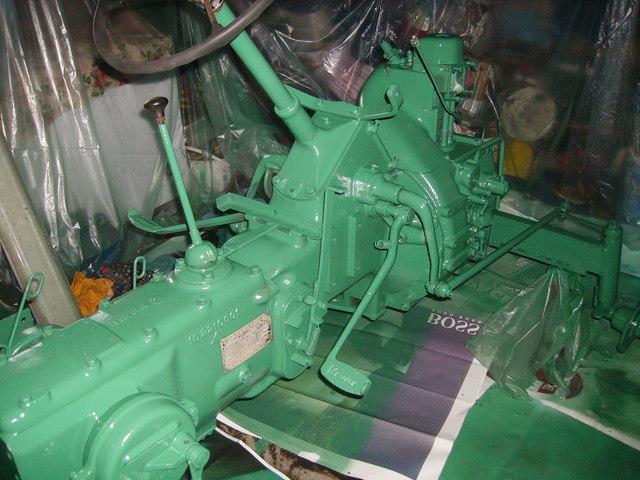 tracteur kramer 810