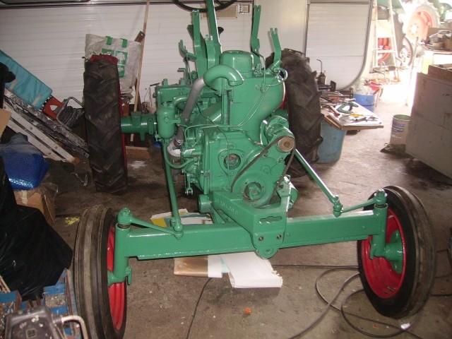 tracteur kramer 910