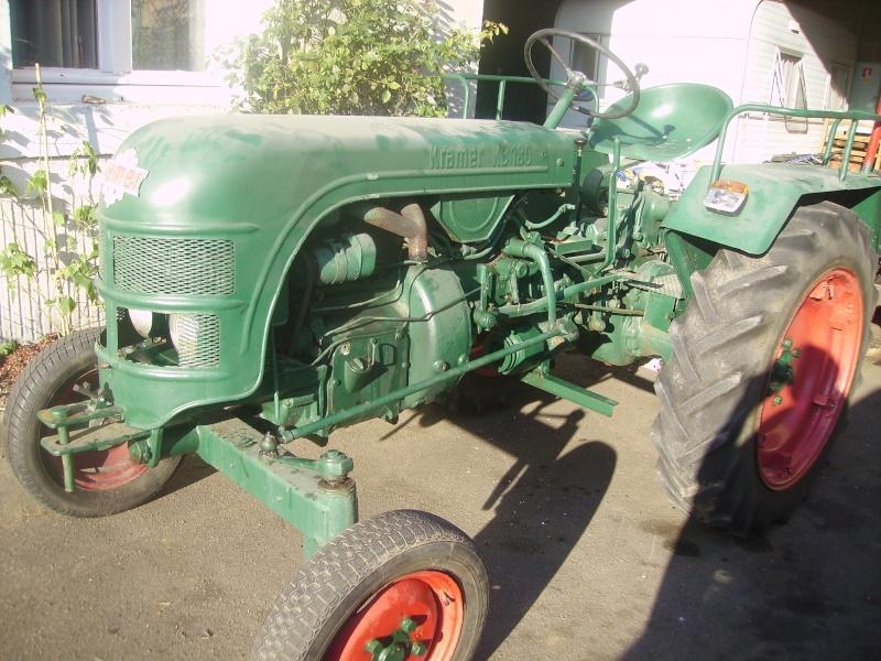 tracteur kramer Divert11