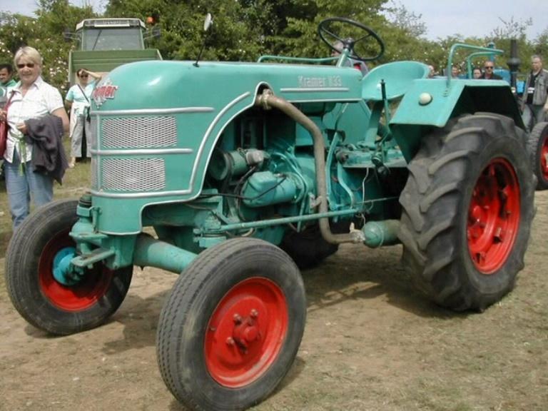 tracteur kramer Kramer16
