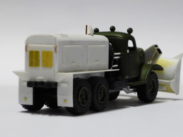 ZIL 157 Schneefräse Sf00410