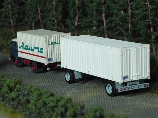 W50L/MK mit Möbelkofferanhänger HL72.80 W50-0411