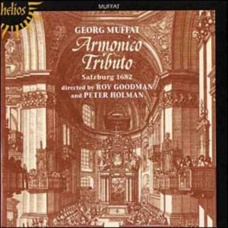 Georg Muffat (1653-1704) 00345713