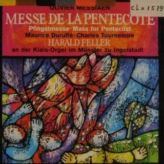 Messiaen : Oeuvres pour orgue Clx15710
